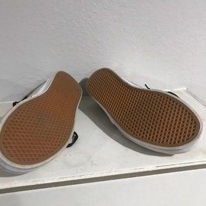 Vans Shoes - Girls Gold Vans